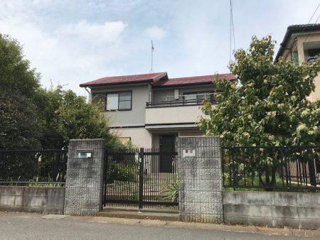 鶴ヶ島市新町のオール電化軽量鉄骨住宅