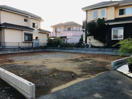 1坪あたり22,01万円・鶴ヶ島市脚折 建築条件なし 175.00㎡(52.93坪)土地